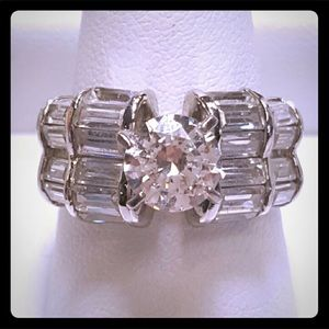 Accessories - Gorgeous Solitaire & Marquis ring